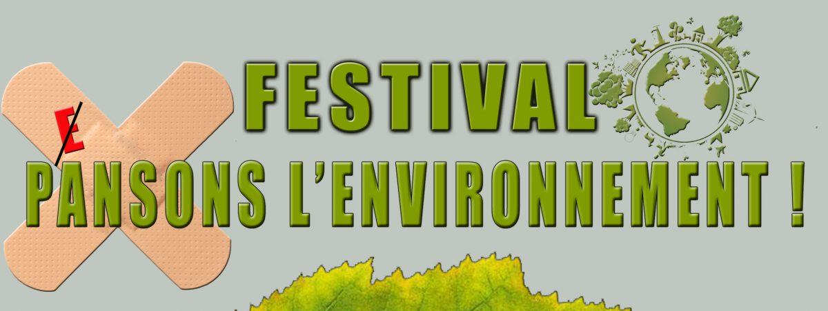 Festival «Pansons l'environnement» 19/20 Mai à Limay